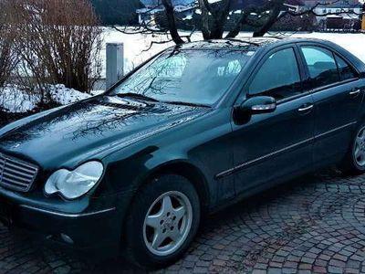 gebraucht Mercedes C200 T Elegance CDI