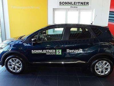 gebraucht Renault Captur TCe 90 Limited, 90 PS, 5 Türen, Schaltgetriebe