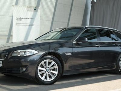 used BMW 520 d