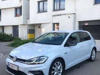 gebraucht VW Golf R-Line 1,6 TDI Klein-/ Kompaktwagen