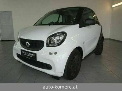 gebraucht Smart ForTwo Coupé 1.0 52kW mhd passion