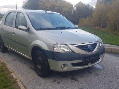 gebraucht Dacia Logan Lauréate 1,6 MPI