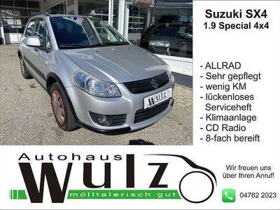 gebraucht Suzuki SX4 1,9 GL DDiS special 4WD GL special