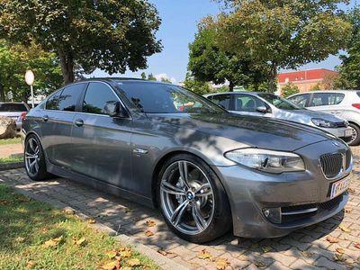 gebraucht BMW 530 5er-Reihe D X-Drive Limousine