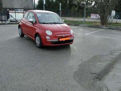 gebraucht Fiat 500 Top Zustand, ÖAMTC Pickerl 4 Zylinder Klein-/ Kompaktwagen