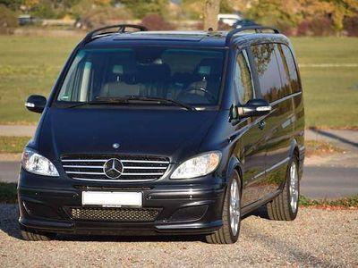 gebraucht Mercedes Viano Viano Mercedes Benz3.0 V6 Kombi / Family Van