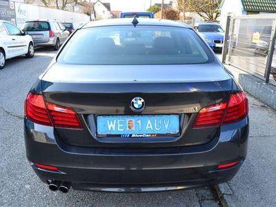 gebraucht BMW 520 5er-Reihe xDrive Ö-Paket Aut./Leder/Navi/Sports