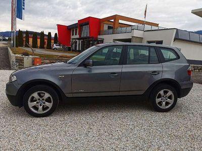 gebraucht BMW X3 xDrive20d SUV / Geländewagen