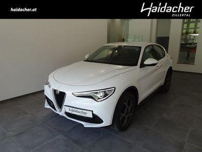 gebraucht Alfa Romeo Stelvio Super 2,0 200 PS ATX