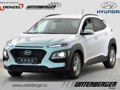 gebraucht Hyundai Kona Level 3 1,6 CRDi 4WD DCT 1211q