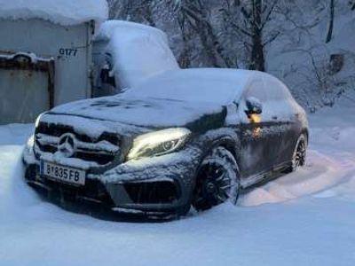 gebraucht Mercedes GLA45 AMG AMG Allrad (X156) Aut.