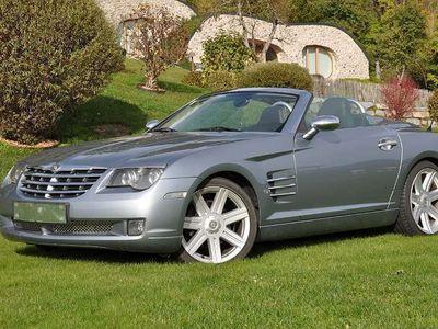 gebraucht Chrysler Crossfire 3,2 V6 Roadster Cabrio / Roadster