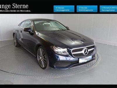 gebraucht Mercedes E220 Coupe Avantgarde-Line Aut. NP: € 61.000,-