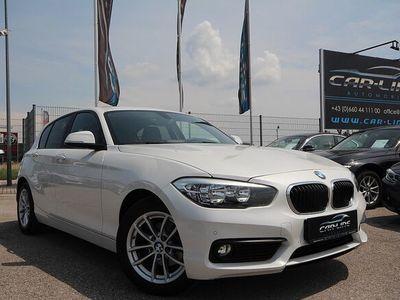 gebraucht BMW 116 d Efficient Dynamics Advantage|Navi|Parksensor|Tem