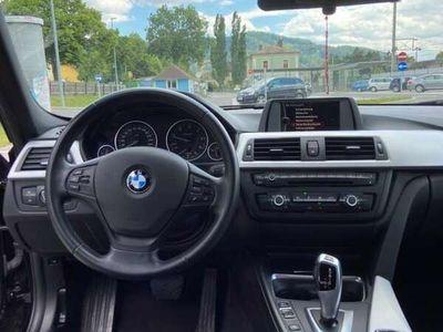 gebraucht BMW 316 3er-Reihe Kombi Diesel (F31) Touring Aut.