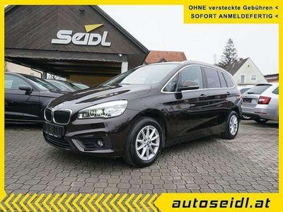 gebraucht BMW 216 Gran Tourer d Advantage *7-SITZER+LED+NAVI*