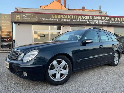 gebraucht Mercedes E220 E-KlasseClassic CDI Aut. A-Edition Kombi / Family Van,