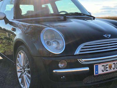 gebraucht Mini Coupé 1.6 16V R50 Klein-/ Kompaktwagen