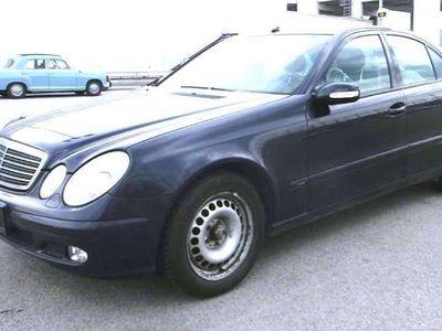 gebraucht Mercedes E320 CDI 185.000 km Erstbesitz Navi Xenon Limousine
