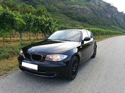 gebraucht BMW 116 1er-Reihe i Klein-/ Kompaktwagen