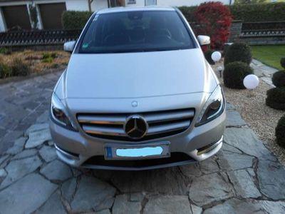 gebraucht Mercedes B200 CDI BlueEfficiency DPF