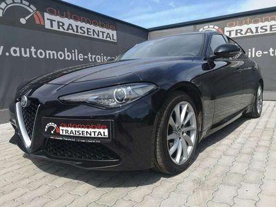 "gebraucht Alfa Romeo Giulia 2,2 150 MT RWD NAVI,Xenon,18""Alu"