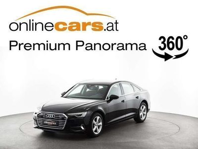 gebraucht Audi A6 50 TDI quattro SPORT MATRIX-LED NAVI 360°-KA... Limousine,