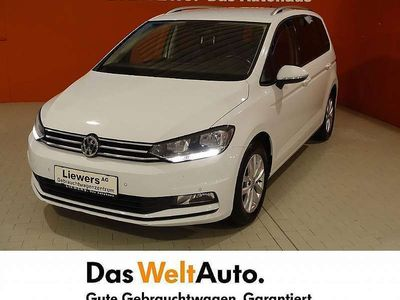 usata VW Touran Comfortline TDI SCR