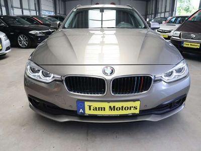 gebraucht BMW 320 3er-Reihe Kombi Diesel (F31) Touring Aut. 1besitz