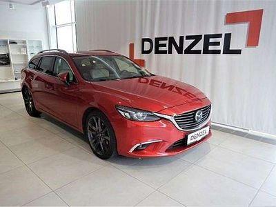"gebraucht Mazda 6 6Sport Combi CD175 Revolution Top ""Leder... Kombi / Family Van"