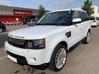 used Land Rover Range Rover Sport 3,0 SDV6 HSE Black/White SUV / Geländewagen,