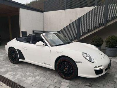 gebraucht Porsche 911 Carrera Cabriolet 997 II DSG
