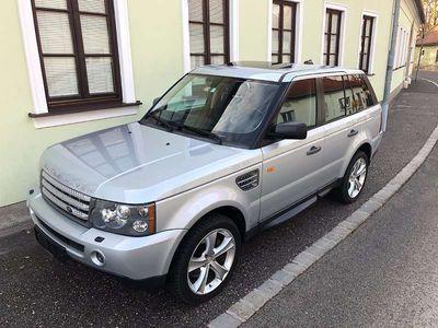 gebraucht Land Rover Range Rover Sport 4,2 V8 S/C SUV / Geländewagen,