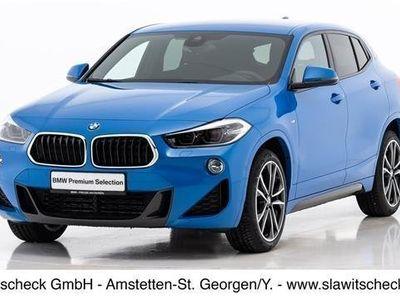 used BMW X2 sDrive18d SUV