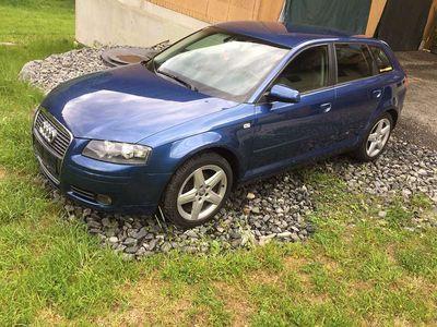 gebraucht Audi A3 1.9TDI Sline Klein-/ Kompaktwagen