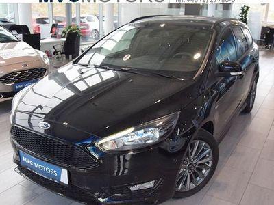 brugt Ford Focus Traveller 1,0 EcoBoost ST-Line Kombi / Family Van,