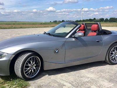 gebraucht BMW Z4 2,5i E85 Cabrio / Roadster