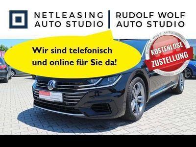 gebraucht VW Arteon 2.0 TSI DSG 4Mo. R-Line SONDER-FINANZIERU Klima