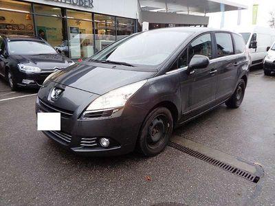 gebraucht Peugeot 5008 1,6 HDI Premium FAP Kombi / Family Van