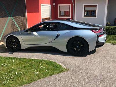 gebraucht BMW i8 Sportwagen / Coupé,