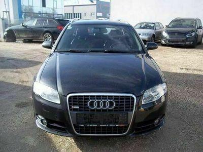 gebraucht Audi A4 Avant 2,0 TDI Sline