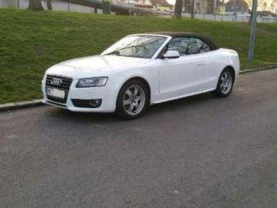 gebraucht Audi A5 Cabriolet 2,0 TDI DPF
