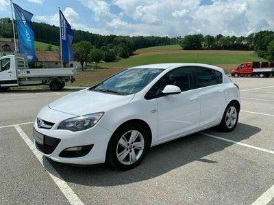 gebraucht Opel Astra 6 CDTI ecoflex Österreich Edition Start/Stop System