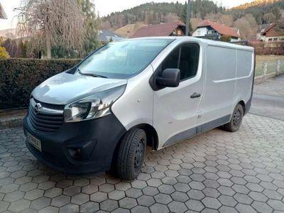 gebraucht Opel Vivaro Combi L1H1 1,6 BiTurbo CDTI ecoflex 2,9t Start/St