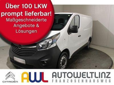 gebraucht Opel Vivaro L1H1 1,6 CDTI ecoflex 2,7t Start/Stop Edition