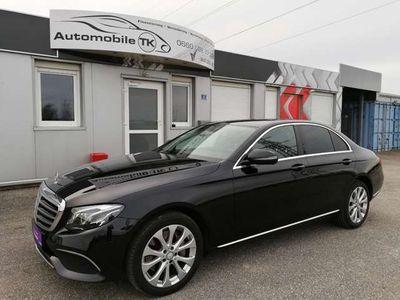 gebraucht Mercedes E350 Exclusive Aut./1.Besitz/Servicegepflegt/LED/Navi