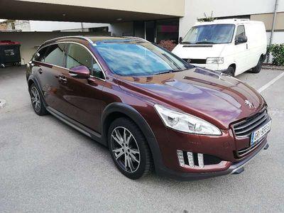 used Peugeot 508 RXH Hybrid 2,0 HDi 160 ASG6 FAP Kombi / Family Van,