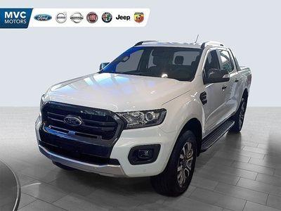 gebraucht Ford Ranger Doppelkabine Wildtrak 4x4 2,0 EcoBlue Aut.