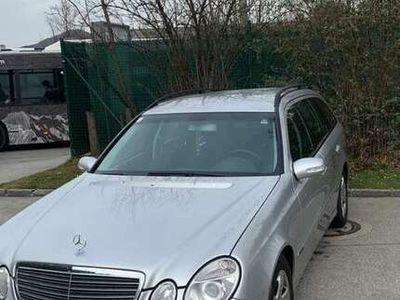 gebraucht Mercedes E220 Classic CDI