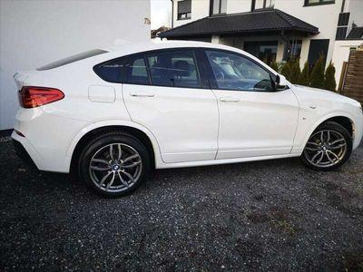 gebraucht BMW X4 M-SPORTPAKET xDrive 20d Aut.